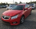 STOCK A24 HOLDEN CRUZE