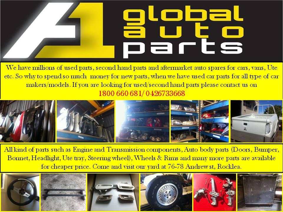 Car Spare Parts Geelong