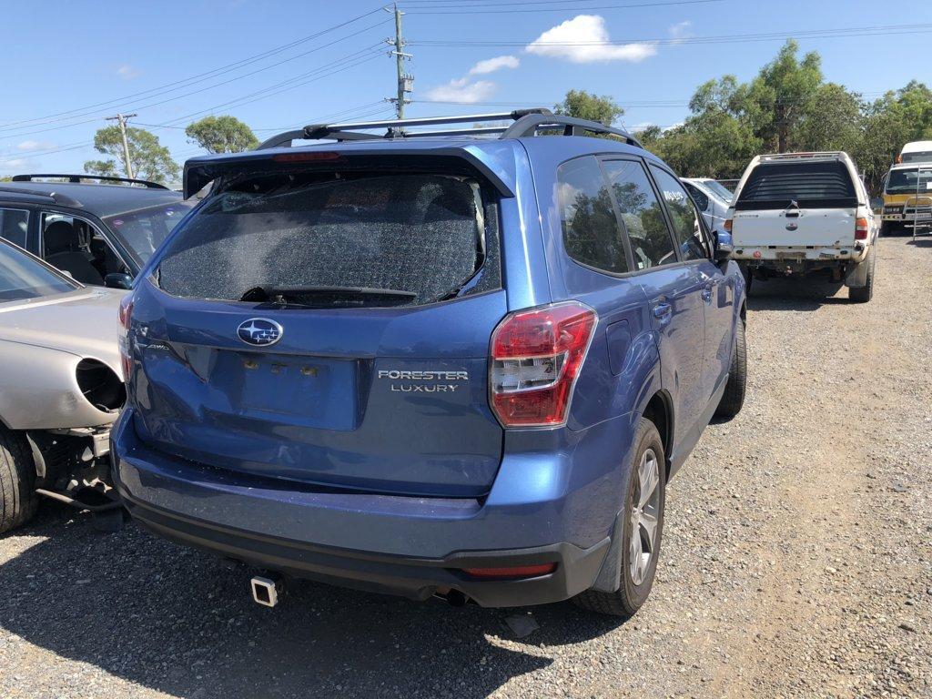 Wrecking 2014 Subaru Forester Car Wreckers Brisbane