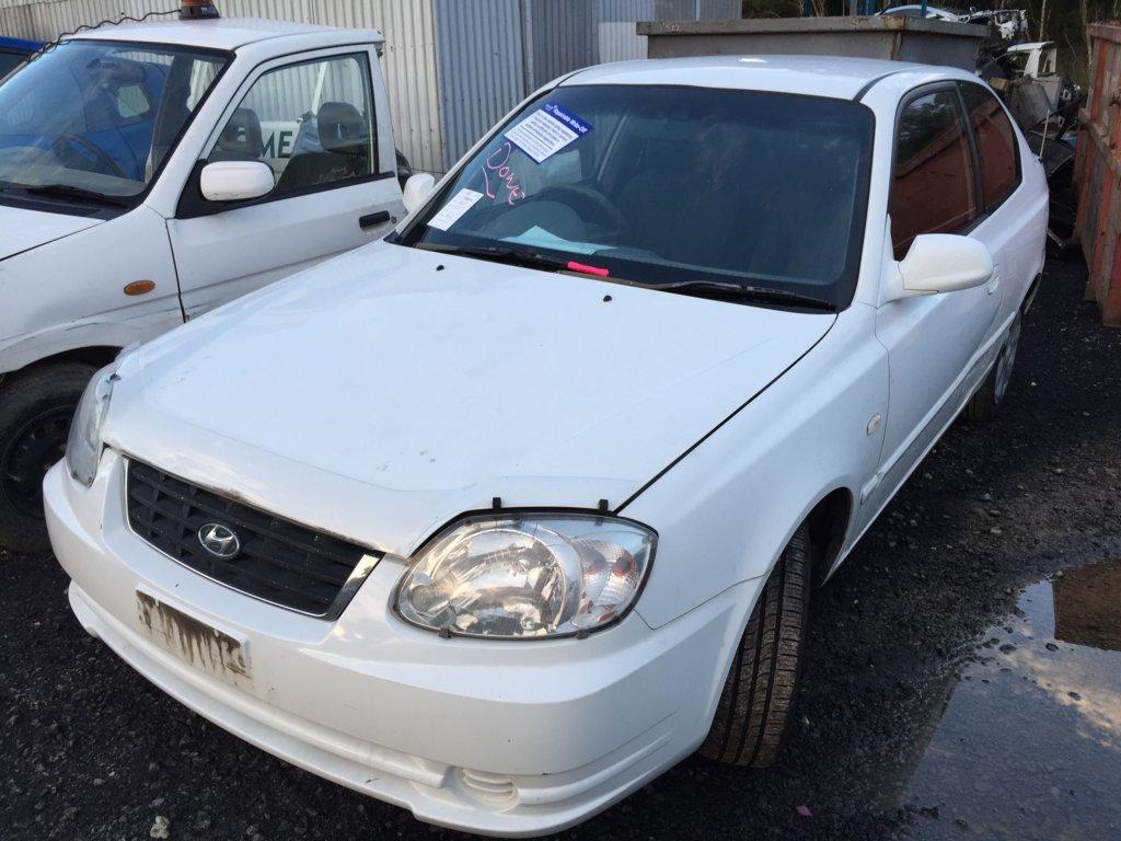 Wrecking 2004 Hyundai Accent Car Wreckers Brisbane