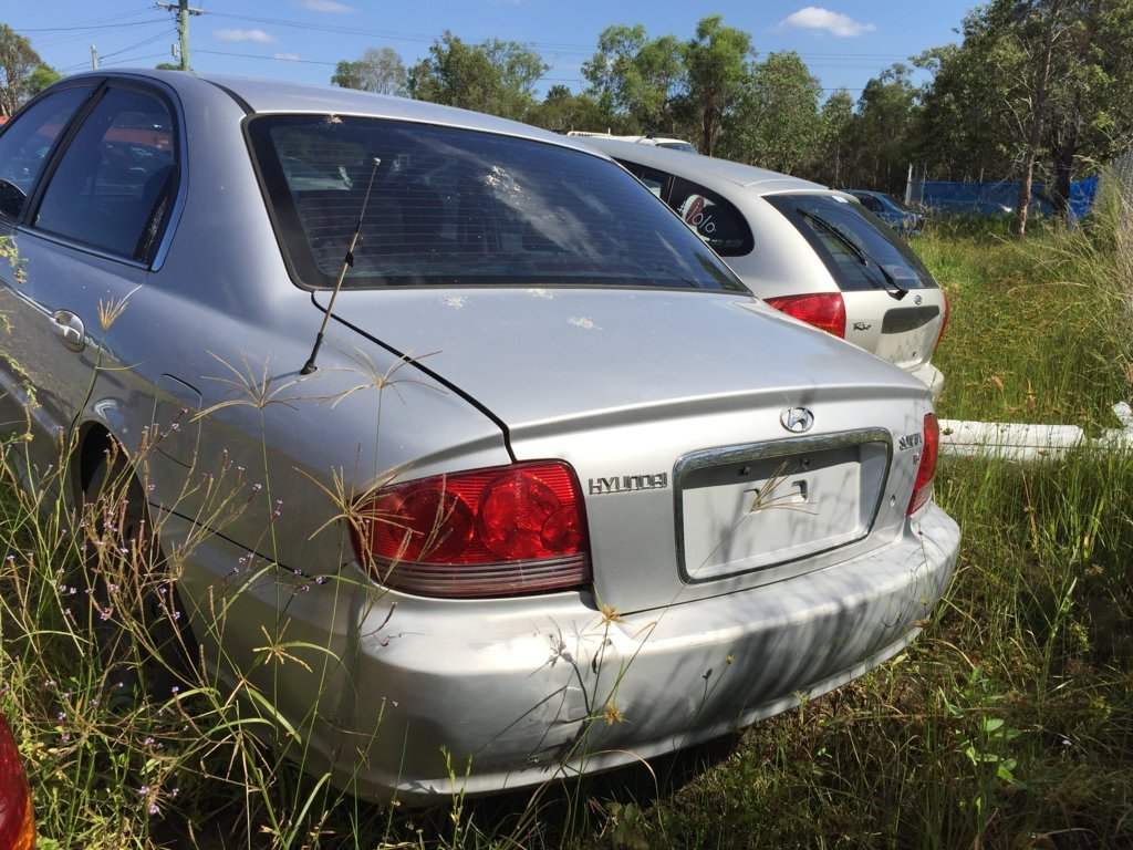 Wrecking 2002 Hyundai Sonata Car Wreckers Brisbane