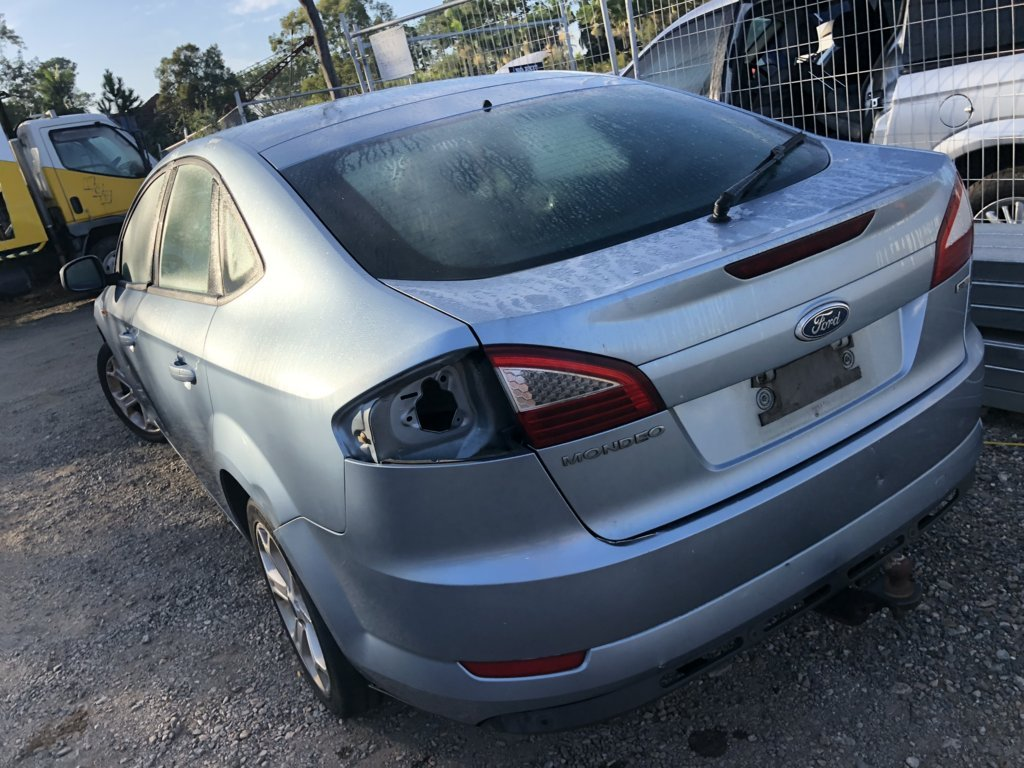 Wrecking 2008 Model Ford Mondeo For Parts Car Wreckers